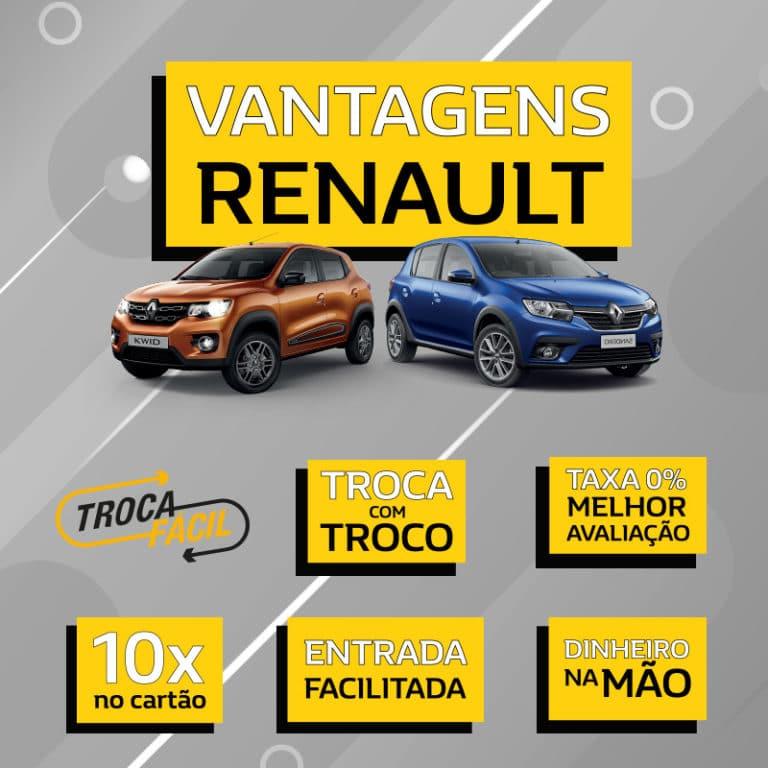 banner Vantagens Renault junho